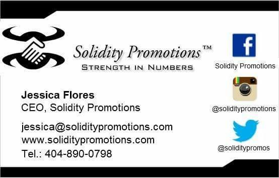 solidity promotions