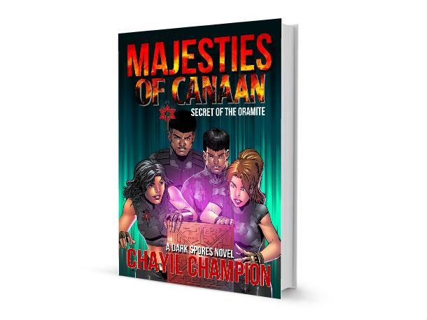 Majesties 2 - 3d book 1