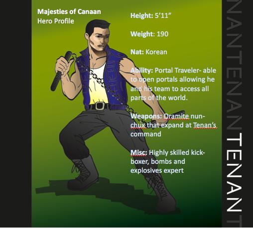 tenan profile